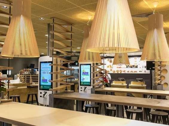 McDonald's otworzył 400. restaurację