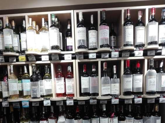 Alkohol pod specjalnym nadzorem