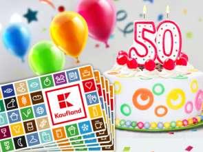 50 lat Kauflandu w Europie
