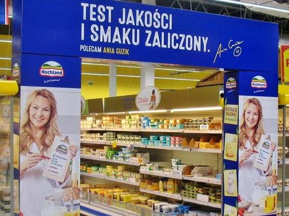 Reklama Hochland z Anią Guzik powraca