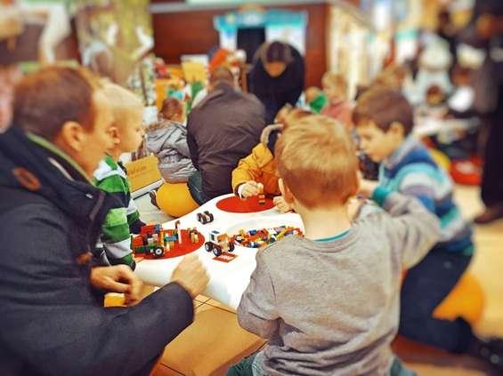 Weekend z duńskim Lego w CH 3 Stawy