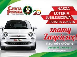 Jest zwycięzca Loterii na 20-lecie Chaty Polskiej