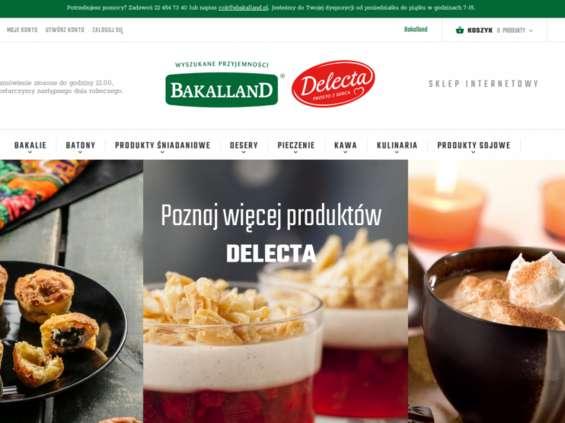 Ruszyła platforma zakupowa ebakalland.pl