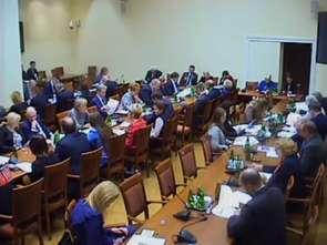 Sejm ponownie będzie dziś dyskutował o niedzielach