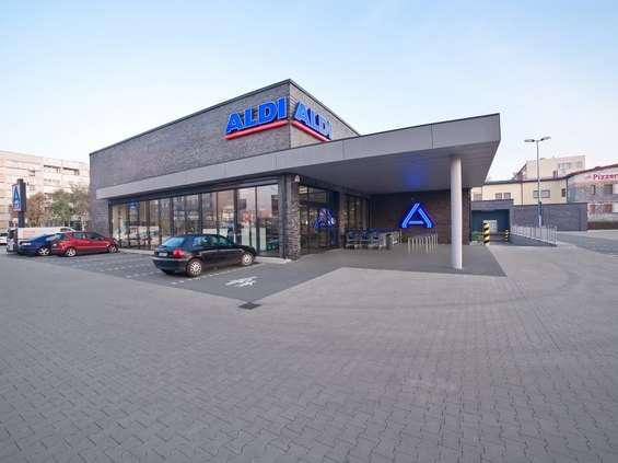 ALDI skończy modernizację sklepów do lipca