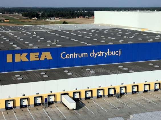 IKEA z nowym centrum dystrybucji