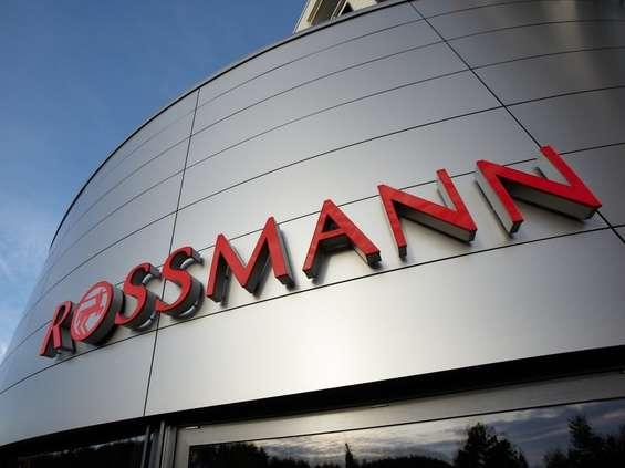 Rośnie magazyn Rossmanna