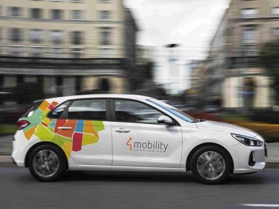 4Mobility ma już 300 aut