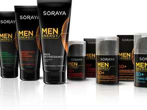 Orkla Care. Soraya Men Energy