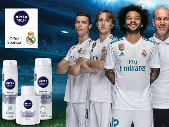 Nivea Men sponsorem Realu Madryt