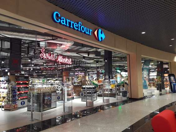 Carrefour z wyższą sprzedażą