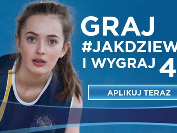 Graj i wygraj #JakDziewczyna!