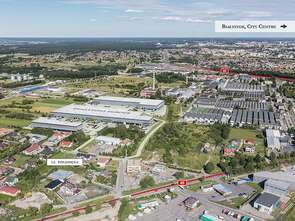 Nowe centrum logistyczne w Białymstoku