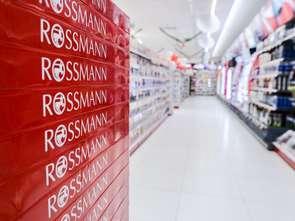 Rossmann wycofał produkty