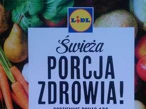 Lidl wydał katalog