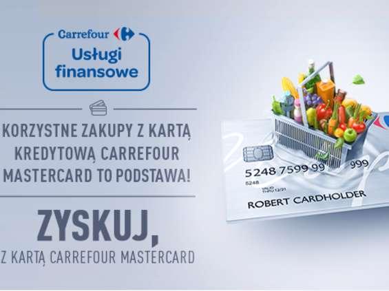 Carrefour z nowymi usługami finansowymi