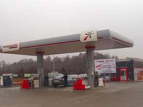 Muszkieterowie otwierają kolejną stację paliw