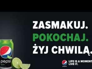 Pepsi wspiera nowości