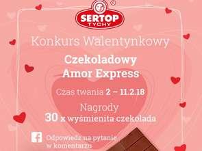Czekoladowy Amor Express