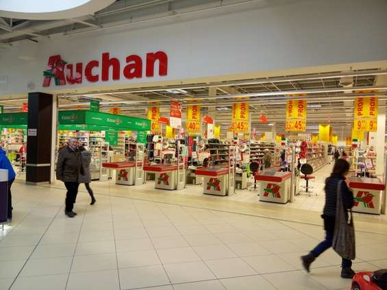 Auchan pomaga młodzieży
