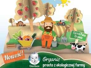 Nestle promuje Gerber Organic