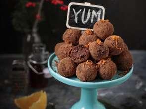Trufle czekoladowe...