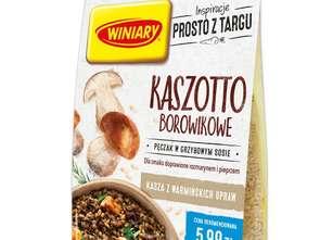 Nestle Polska. Kaszotto Winiary