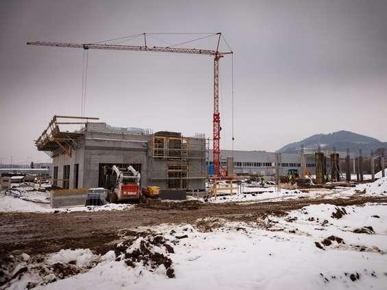 Browar Pinta: budowa browaru nie stoi w miejscu