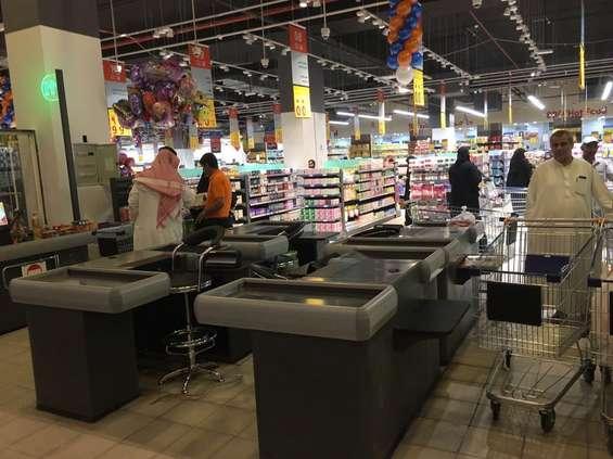 Modern-Expo wyposaża supermarkety w Emiratach Arabskich