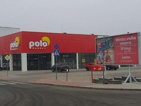 Otwarcie Polomarketu w Lesznie