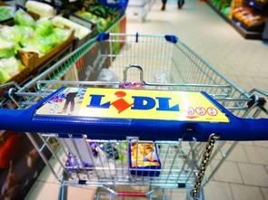 Lidl wstrzymuje współpracę z dostawcą z reklamy