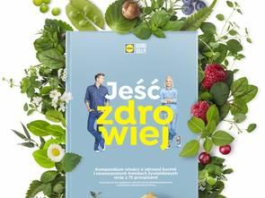 Lidl wydał nową książkę o zdrowej żywności