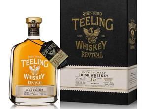 Whiskey Teeling Revival IV już na polskim rynku
