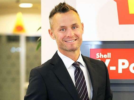 Rafał Molenda pokieruje obszarem stacji paliw Shell
