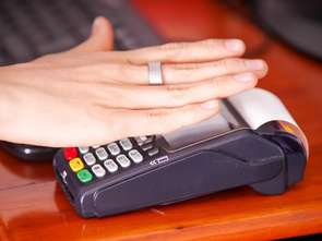 Płatność pierścionkiem - tego jeszcze nie było!