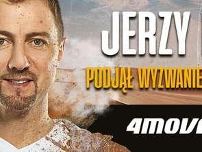 Jerzy Dudek z 4Move Team wystartuje w Runmageddon Sahara