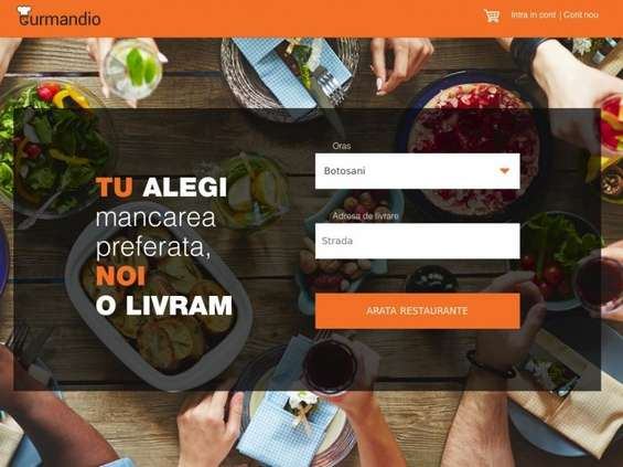 Carrefour dostarcza posiłki