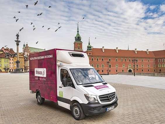 Frisco.pl zachęca do e-zakupów żywności