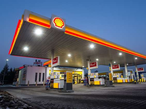 Shell: tankuj, zrób zakupy, zjedz i napij się kawy