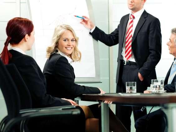Kobiety na stanowiskach