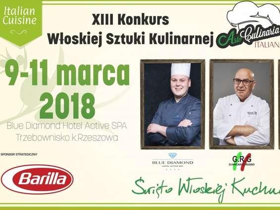 Wielkie święto kuchni włoskiej już w sobotę