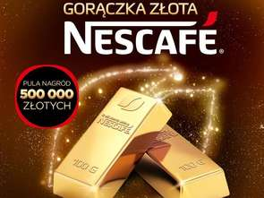 """""""Gorączka Złota Nescafe"""""""