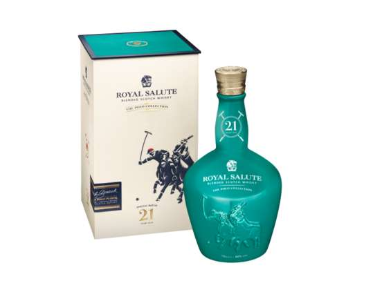 Royal Salute 21YO Polo Edition
