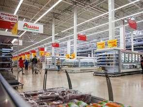 Auchan z mniejszym zyskiem