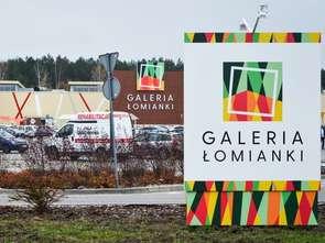 Galeria Łomianki kontynuuje zmiany
