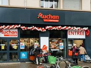 Auchan kontynuuje rebranding we Francji