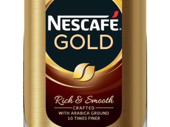 Nestle Polska. Nescafe Gold