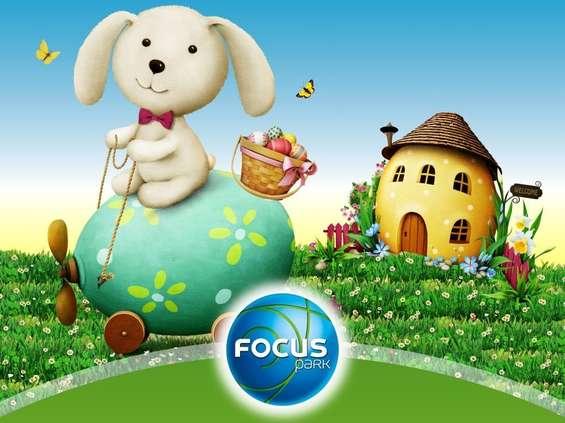 Charytatywny Kiermasz Wielkanocny w Focus Park