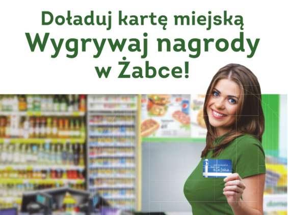 W Żabce i Freshmarkecie doładujesz Warszawską Kartę Miejską