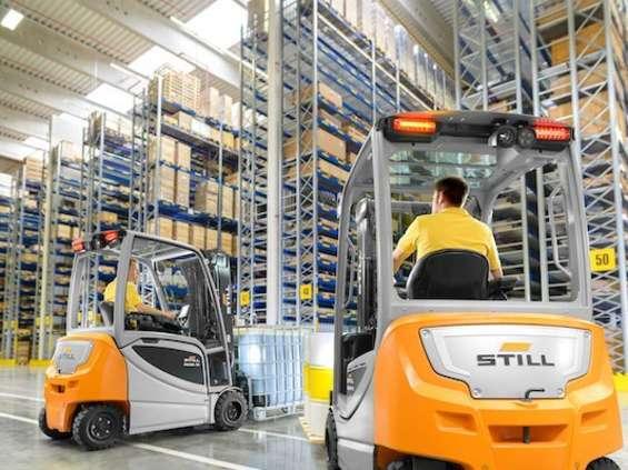 Wyprodukowano już 200 tysięcy wózków RX